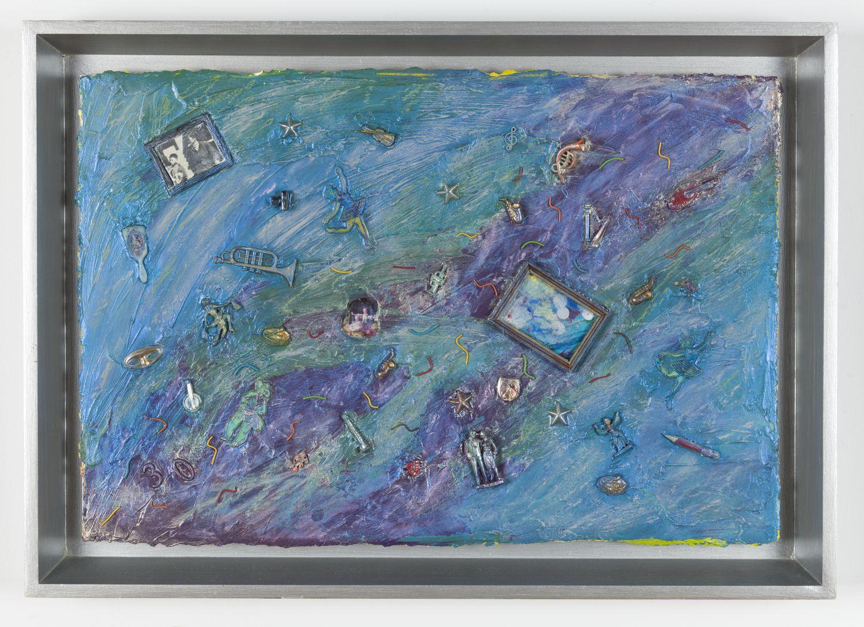 Betye Saar - Energy of the Arts