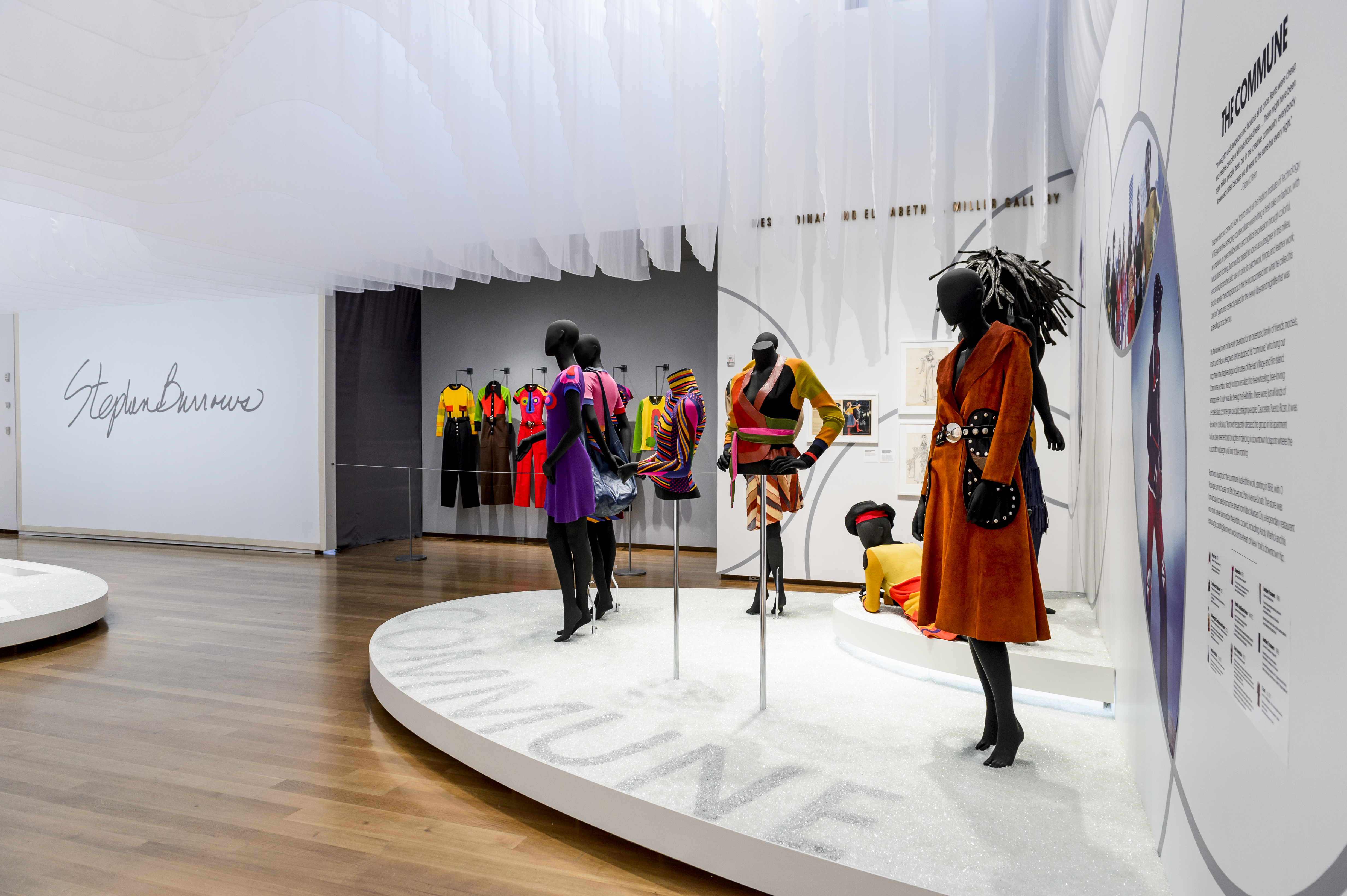 Stephen Burrows Clothes That Danced The Studio Museum In Harlem